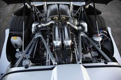 2011 Hennessey Venom GT Engine View  - I can look at this engine for hours...