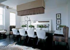 Top 10 Innenarchitektur Projekte von Kelly Hoppen | The Loft London von Kelly Hoppen. Inneneinrichtung von die besten Innenarchitekten. Chalet in Schweiz. Modern Wohnzimmer und modern Schlafzimmer in Luxus Hause.  http://wohn-designtrend.de/top-10-innenarchitektur-projekte-von-kelly-hoppen/
