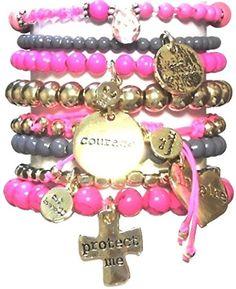 CAT HAMMILL Pop gold pink bracelet set ポーチセット CAT HAMMILL https://www.amazon.co.jp/dp/B01MXYUE87/ref=cm_sw_r_pi_dp_x_8G7uybV83NCK7
