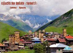 Kafkasya'yanin Alplerine yolculuk başladı. tamzaratur.com Roy Rogers, Black Sea, Travelogue, Hiking, Tours, Mountains, Places, Nature, Walks