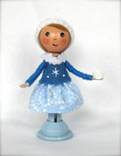 clothespin+doll+video | Clothespin Dolls