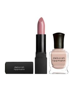 Deborah Lippmann My Touch My Kiss Lipstick and Nail Polish Set - Neiman Marcus from Picsity.com #makeup #lip #face #women #fashion