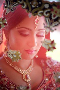 Beautiful #Desi / Indian Bride