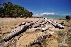 Bako NP seascape
