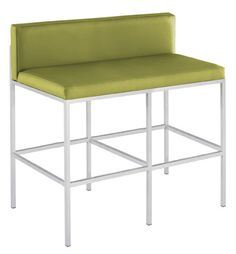 The 9663 Comida Bench from our Falcon collection is fully customizable to fit your design (and comes in three different seat heights). Love what you see here? Check out the whole collection at falconproducts.com.