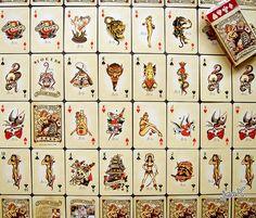 Sailor Jerry Playing Cards