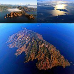 Corsica île sauvages de Méditerranée