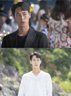 Character stills from A Day Found by Chance with Lee Na-eun, Kim Ro-woon, Lee Jae-wook, Korean Star, Korean Men, Korean Male Actors, Jung Hyun, Kim Sang, Doctor Johns, Divas, Kdrama Actors, Bts Korea