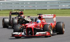 Ferrari Formula One engine boss sees challenges in 2014 >~:> http://www.autoweek.com/article/20130702/f1/130709973