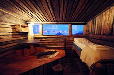 Basecamp Trapper's Hotel  Svalbard, Norway
