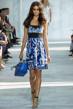 Diane von Furstenberg Pret A Porter S/S 2015 Pasarela Nueva York