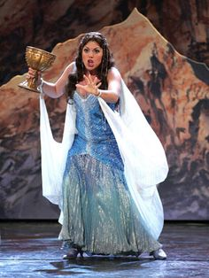 Sara Ramirez - Spamalot. - The song they stole from us