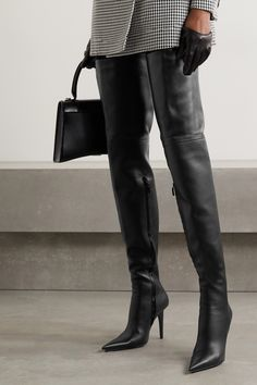 Wellies Boots, Bootie Boots, Balenciaga Tote, Crotch Boots, Leather Over The Knee Boots, Leather Pants, Thigh High Boots Heels, Sexy Boots, Tall Boots