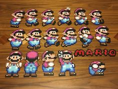 perler beads patterns super mario world