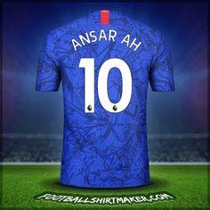 Chelsea jersey number 10 ansar ah Cristiano Ronaldo Goals, Chelsea Shirt, Number 10, Nike Soccer, Names