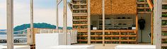 palets plantados – caban, caseta de paya Plantar, Beach House, David, Japan, Room, Outdoor, Beautiful, Home Decor, Architectural Firm