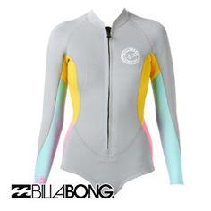 Billabong Capsule wetsuit for women £64.99