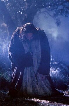 "Christ's agony at Gethsemane is a passage in the Gospel of Luke (22:43–44), describing a prayer of Jesus. An angel comforts Him on the Mount of Olives prior to his betrayal and arrest. ""And there appeared an angel unto him from heaven, strengthening him. And being in an agony he prayed more earnestly: and his sweat was as it were great drops of blood falling down to the ground.""- Luke 22:43-44 (KJV)"