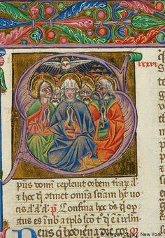 Breviary, MS G.7 fol. 257r - Images from Medieval and Renaissance Manuscripts - The Morgan Library & Museum