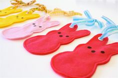 PEEPS Bunny Bunting – MADE EVERYDAY
