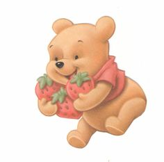 Dibujos e imagines infantiles para lo que querais   Aprender manualidades es facilisimo.com Pooh Baby, Cute Winnie The Pooh, Winnie The Pooh Friends, Disney Cartoon Characters, Disney Cartoons, Bff Drawings, Disney Drawings, Arte Disney, Disney Art