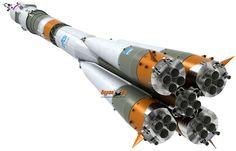 Russian Soyuz Rocket http://www.buran.ru./