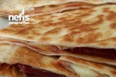 Lavaştan Harika Börek Tarifi Salsa, Food And Drink, Ethnic Recipes, Foods, Food Food, Food Items, Salsa Music