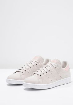 new concept 4b008 6f731 Chaussures adidas Originals STAN SMITH - Baskets basses - pearl greywhitevapour  pink