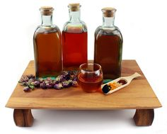 How to Make Medicinal Vinegar Extracts