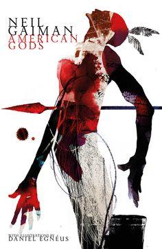 Daniel Egneus: Neil Gaiman's American Gods collection
