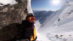 Skrotenie hory snowboardom na hranici života a smrti