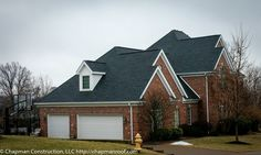 Examples of the types of work this Evansville, IN roofing company performs.  Chapman Construction focuses on quality installation, from the ridges, to the hips, and valleys, you can tell the difference in the work we perform.