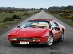 Ferrari 328 GTS UK-spec '1985–89 #Ferrari Ferrari 328, Car Man Cave, New Holland Tractor, Sub Brands, Car Manufacturers, Repair Manuals, Exotic Cars, Cars Motorcycles, Super Cars