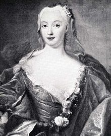 Hedvig Ulrika Taube (1714 – 11 February 1744) also Countess von Hessenstein was a Swedish noble and salonist, official royal mistress to King Frederick I of Sweden. She is generally considered to have been the only official royal mistress in Swedish history, and she did have some political significance.