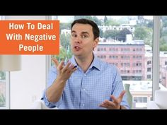 How to Deal With Negative People | JV Focus