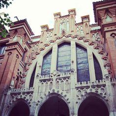 Iglesia de la Buena Dicha de Madrid (Calle de Silva)