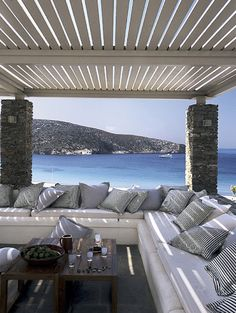 Ultimate Dream Patio by the Sea