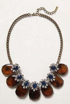 Galapagos necklace from BaubleBar #anthropologie