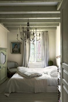 new ideas bedroom paint warm colors farrow ball White Bedroom, Bedroom Inspirations, Beautiful Bedrooms, Home, Bedroom Paint, Room, Interior, Bedroom Design, Trendy Bedroom
