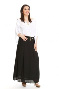 #fashion #plussize #sexy #curvy #shopping #clothes #woman #newcollection #happysizes Waist Skirt, High Waisted Skirt, Fashion Night, Night Out, Curvy, Plus Size, Woman, Sexy, Skirts