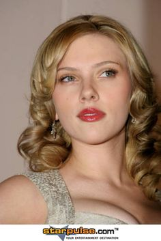Scarlett Johansson  #starpulse