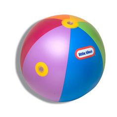 Little Tikes Ultimate Beach Ball Sprinkler - Kids and the entire family are guaranteed hours of fabulous water fun this Summer with the award winning gigantic . Best Sprinkler, Water Sprinkler, Beach Party Invitations, Inch Beach, Splash Party, Water Toys, Water Play, Thing 1, Little Tikes