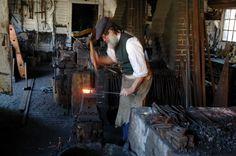 colonial williamsburg blacksmith - Google Search