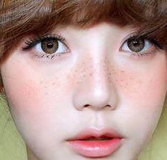 Freckles!