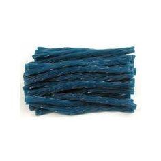 Blue Raspberry Twists 1/2 lb