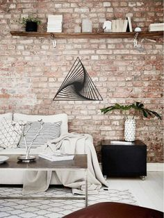 292 best brick wall decor images in 2019 diy ideas for home rh pinterest com