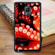 Red Tentacles Samsung Galaxy Note Edge Case