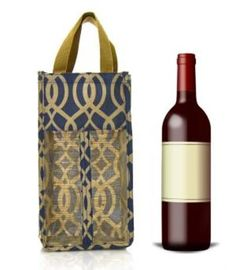 7(L) x 13(H) x 3.25(W) Clear Front Open top ***Wine bottle not included