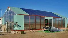 Building a Grand Greenhouse: source for plans, construction details, budget, pictures. Green House Design, Solar, Layout, Construction, Building, Budget, Pictures, Design Ideas, Photos