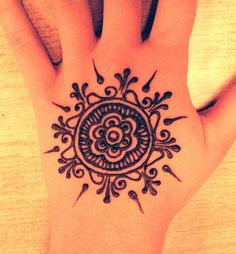 easy henna designs - Google Search.... ** Learn more at the picture link